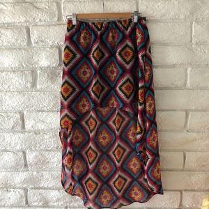 Volcom High Low Skirt